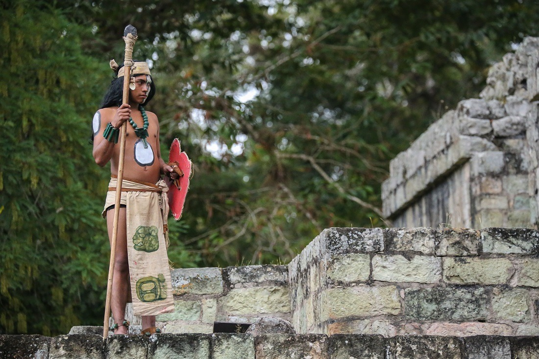 Honduras celebrará el XL aniversario del Sitio Maya de Copán como Patrimonio de la Humanidad