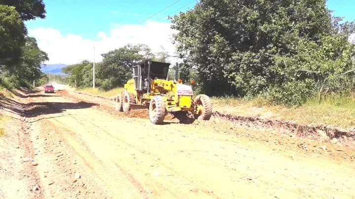 Alcaldía de Comayagua reparará calles de tierra inmediatamente que finalice la temporada lluviosa