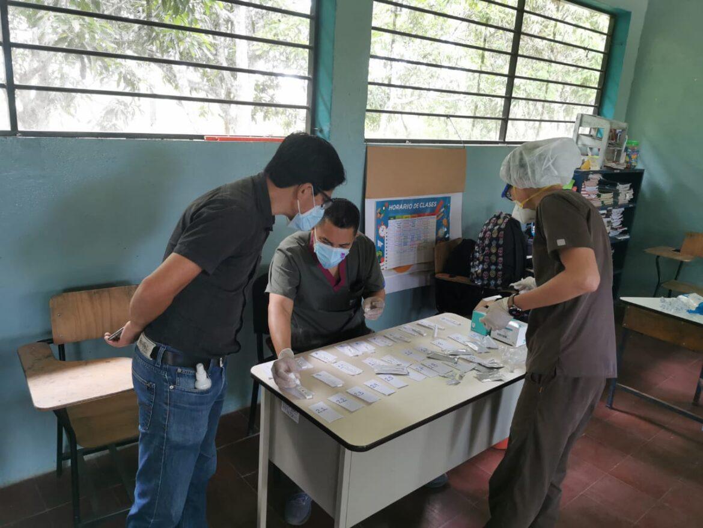 Unidad de vigilancia: Reportan 199 casos positivos en Siguatepeque