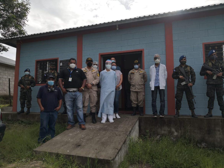 CODEM: Realizan tamizaje poblacional en la comunidad de El Porvenir