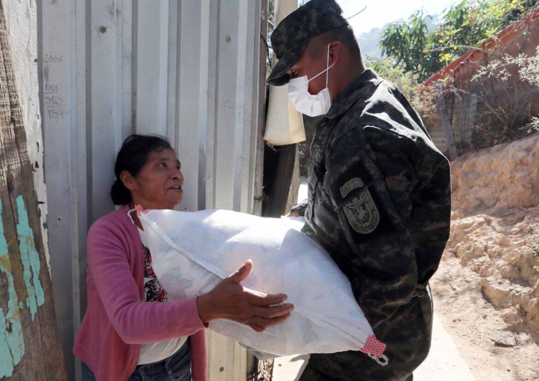 Honduras Solidaria ha entregado alimentos a casi 1,5 millones de familias