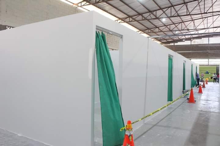 Próximo lunes inaugurarán centro de triaje en Comayagua