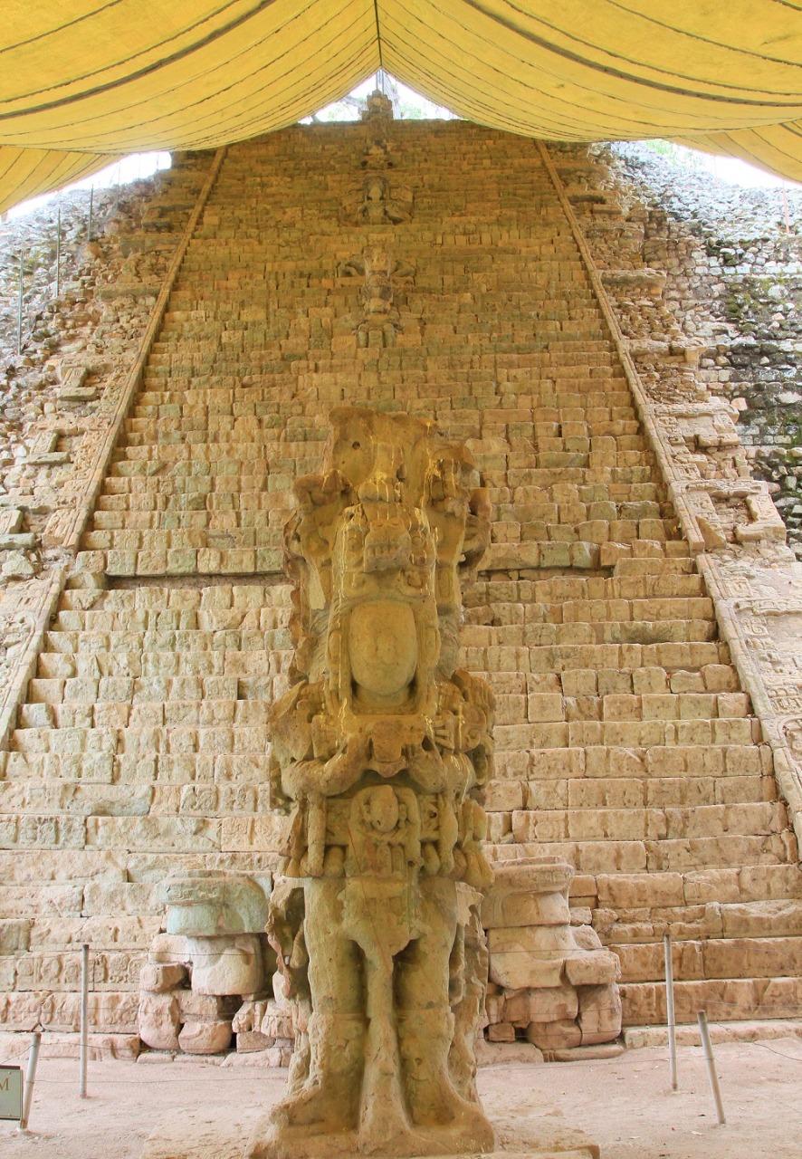 Instituciones nacionales y regionales se unen a celebración del Sitio Maya de Copán