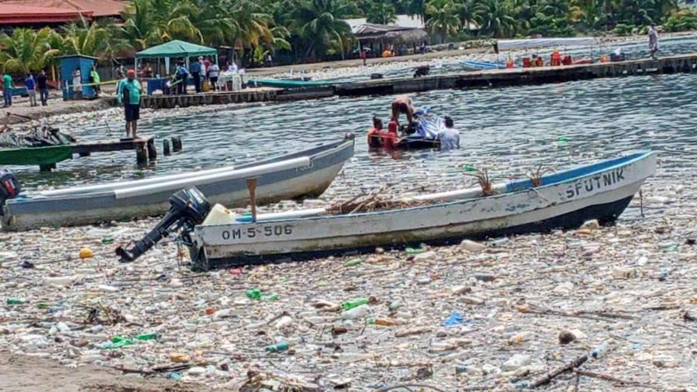 Gobierno de Honduras emite comunicado respecto a la contaminación de la Cuenca del Río Motagua, su desembocadura y Bahía de Omoa