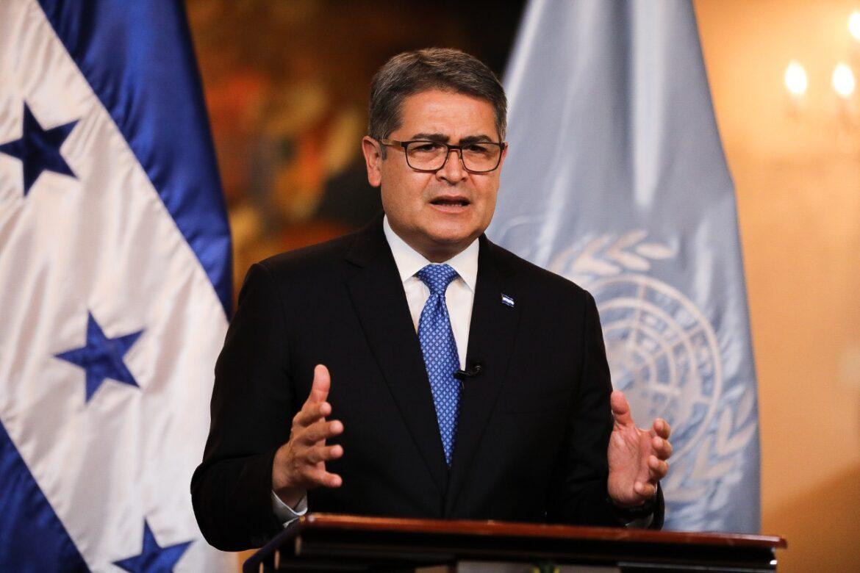 Presidente Hernández propone creación de grupo de líderes y expertos mundiales que ayude a salir de crisis provocada por pandemia