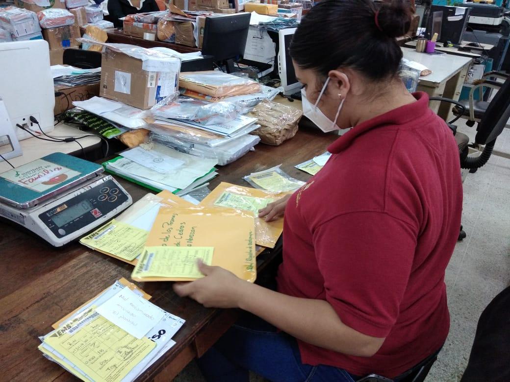 Más de 50 mil paquetes ha entregado HONDUCOR luego de su reapertura