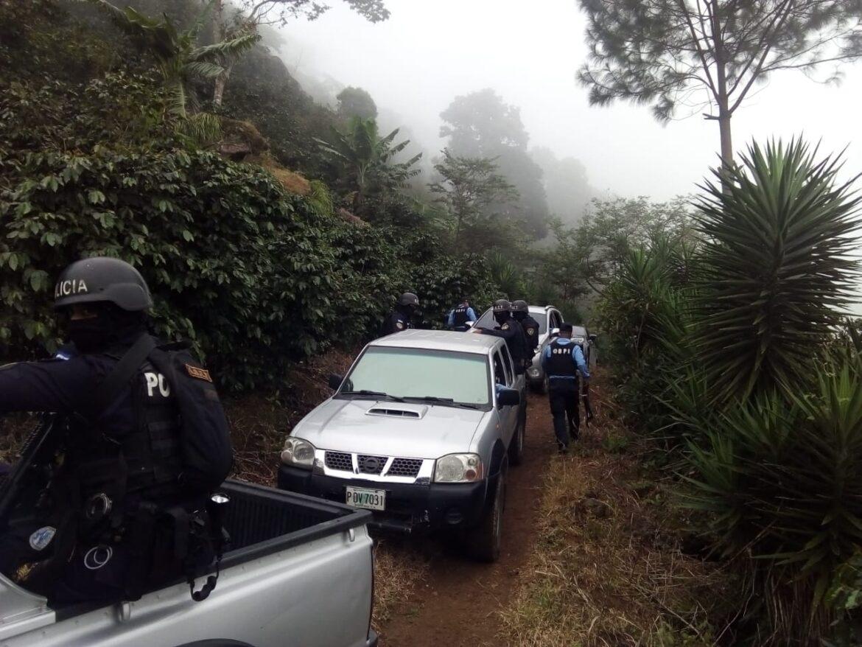 MP dirige allanamientos y capturas contra tres supuestos asesinos