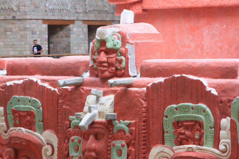 Mañana se celebra el 40 aniversario del Sitio Maya de Copán como Patrimonio de la Humanidad