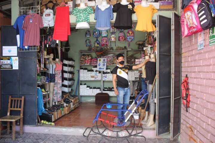 Alcaldía de Comayagua exonera impuestos a locatarios de mercados municipales que estuvieron cerrados por la pandemia del Covid-19