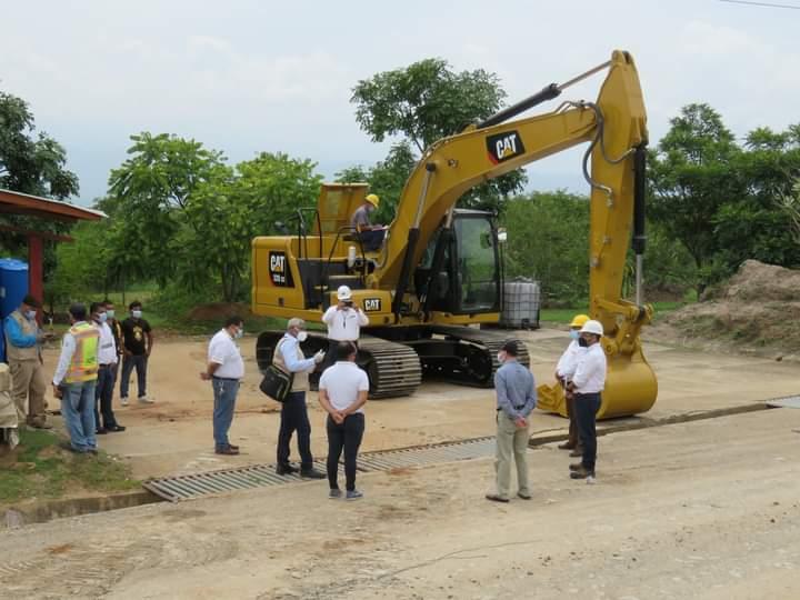 Alcaldía de Comayagua realiza compra de maquinaria para fortalecer el funcionamiento del relleno sanitario de esta ciudad