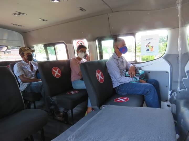 Corporación municipal de Comayagua crea ordenanza para el cumplimiento estricto de los protocolos de bioseguridad en el pilotaje del transporte interurbano