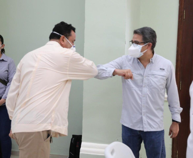 Presidente Hernández lanza estrategia de contención y respuesta ante pandemia de covid-19