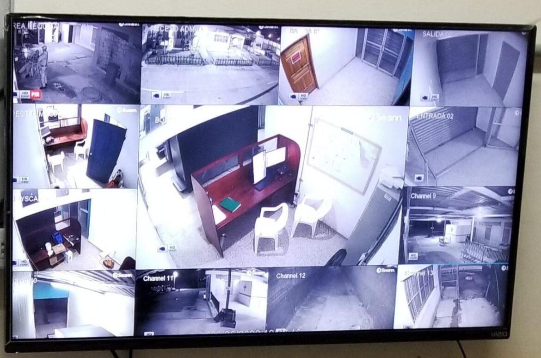 Instalan cámaras antivandálicas en la penitenciaria de Támara
