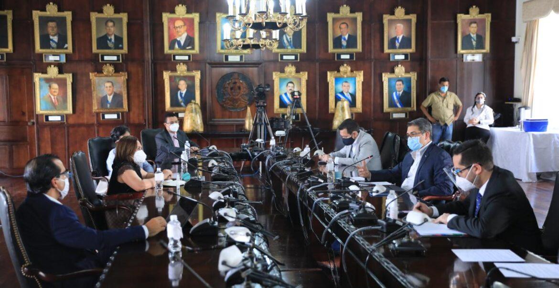 Con mesa multisectorial y nuevo Gabinete Social y Económico se busca el bienestar de toda la población: Ministro de Finanzas