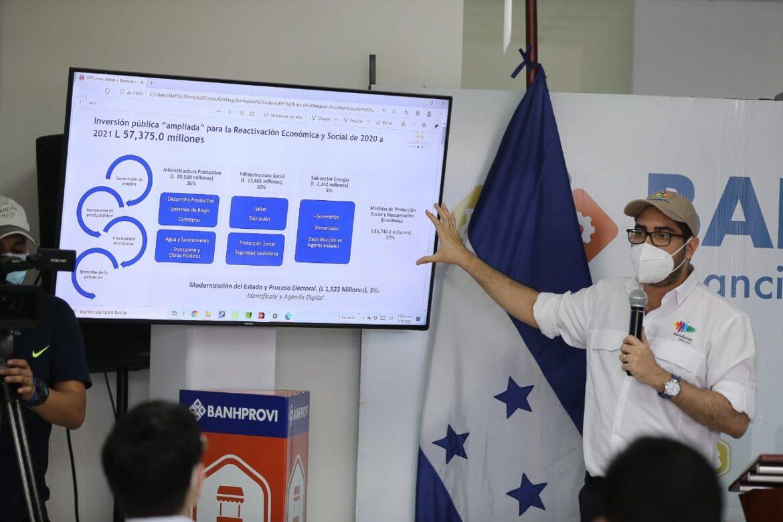 Inversión de L400 millones para segunda fase del proyecto Calle 8 en Ceiba, anuncia ministro Midence