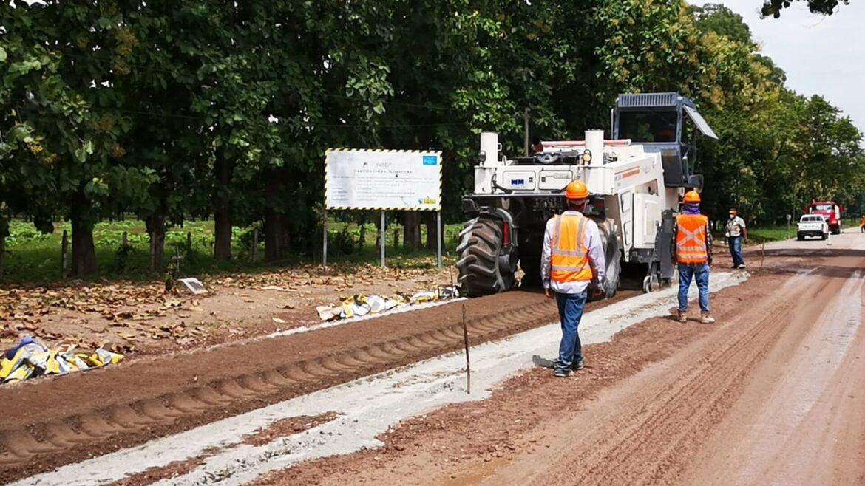 Continúan los trabajos de Rehabilitación en la fase II del Proyecto Rio Lindo del Distrito Joya de los Lagos