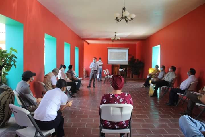 Corporación Municipal de Comayagua aprueba compra de terreno para ubicar a familias que ocupan derecho de vía donde se construye bulevard