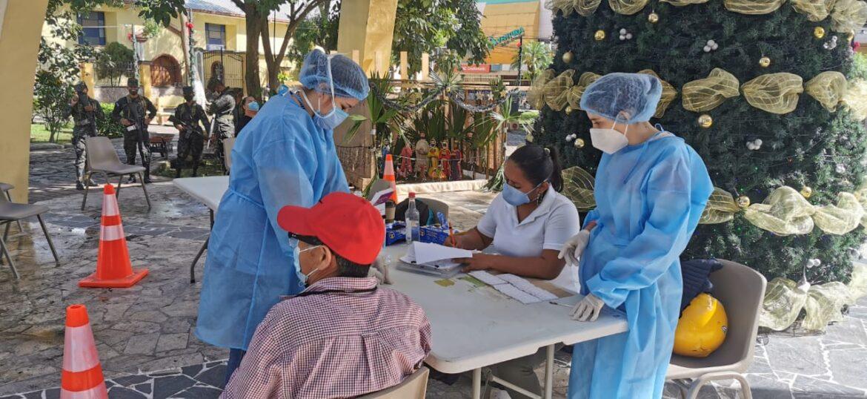 Se realiza nuevas jornadas para prevención del coronavirus en Siguatepeque