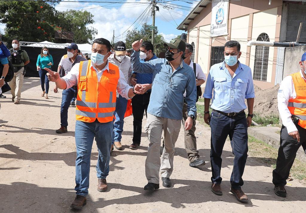 Presidente Hernández lanza fuerza de tarea Honduras se Levanta para reactivar economía