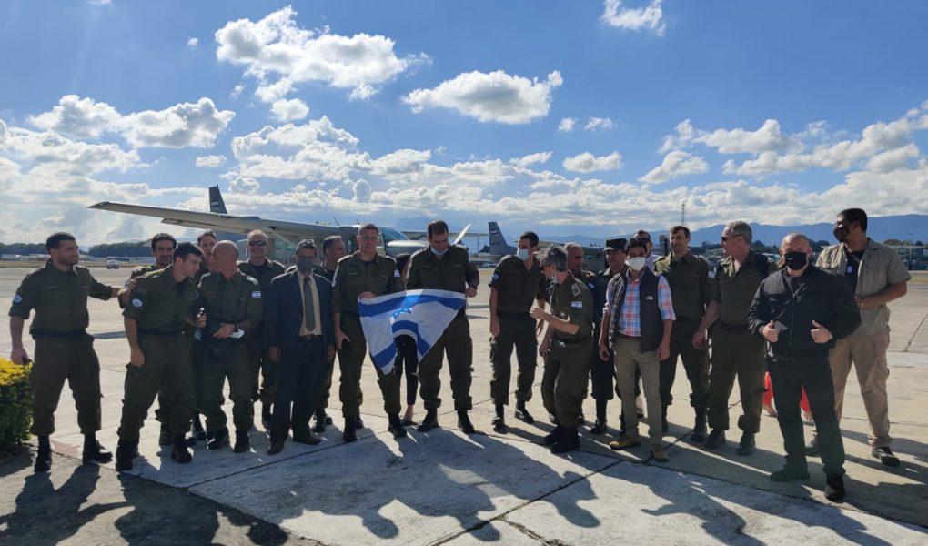 Expertos de Israel llegan a Honduras para ayudar a evaluar daños causados por tormentas