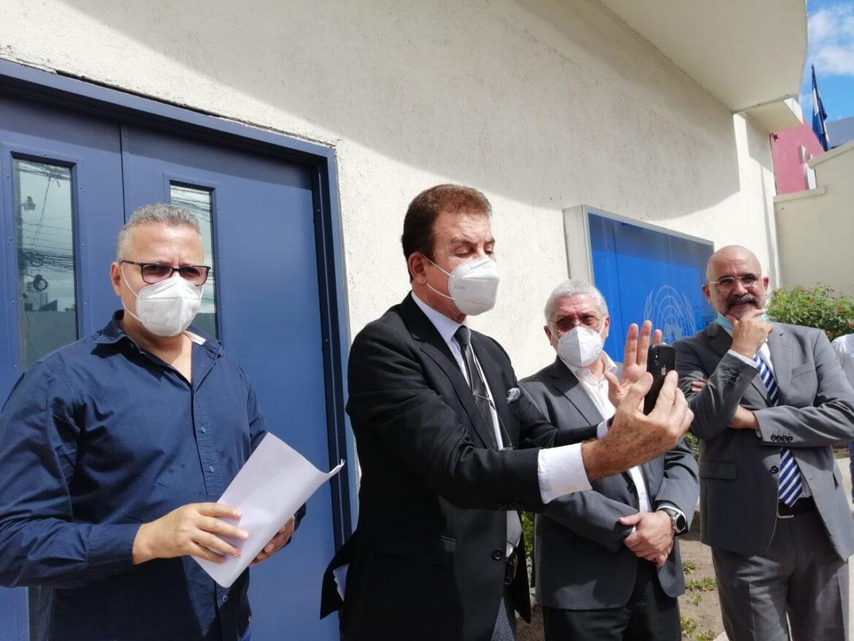 Piden a Naciones Unidas Suspensión del proyecto Identifícate del RNP por no ser seguro, Salvador Nasralla
