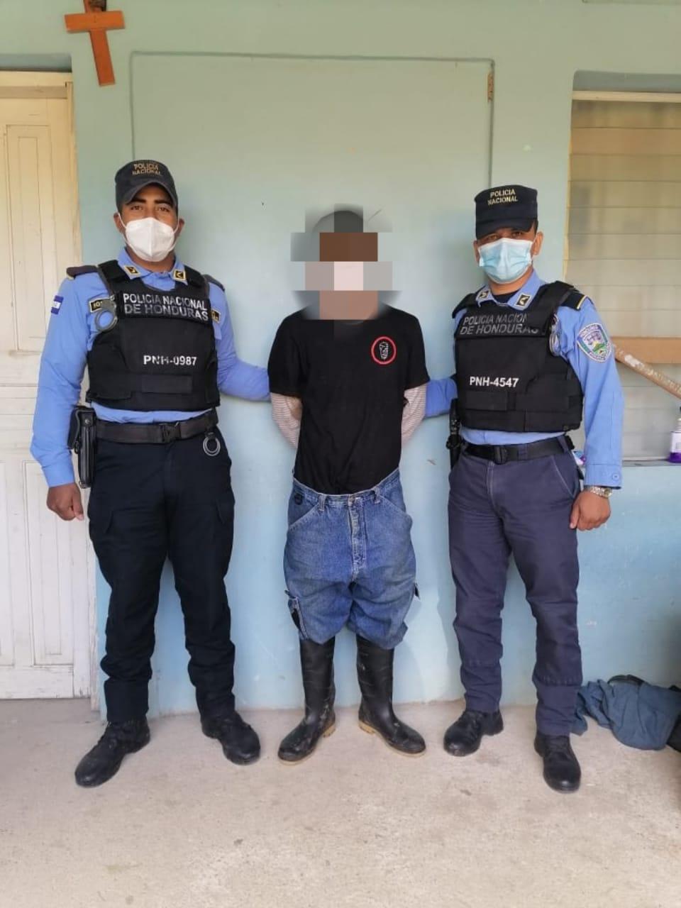 En operativos policiales resultan detenidos dos sujetos acusados de los delitos de agresión sexual y tráfico de drogas