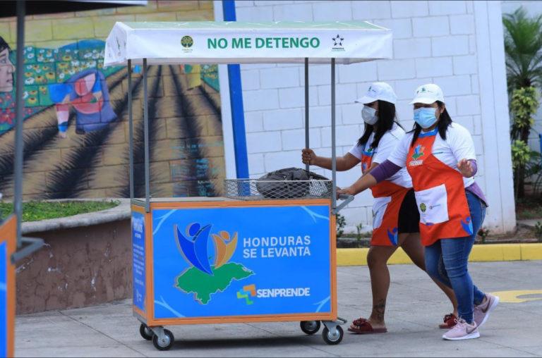 Presidente Hernández anuncia inversión para atender a 100 mil Mipymes