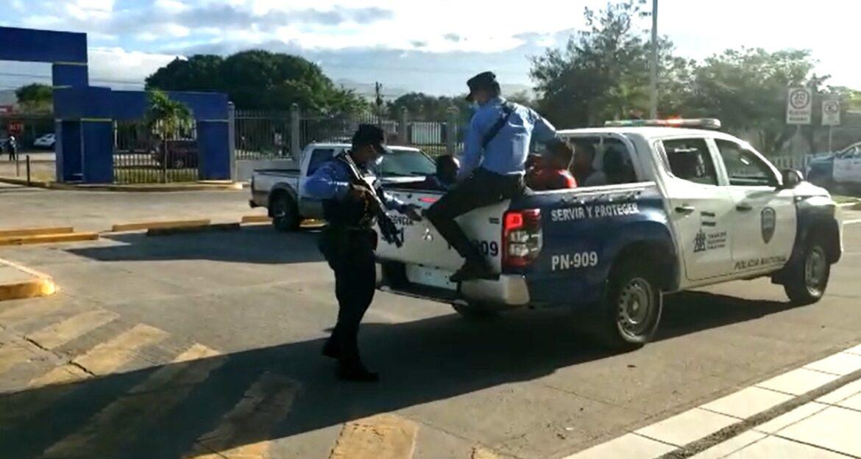 Nueve acusados por diferentes delitos en Comayagua