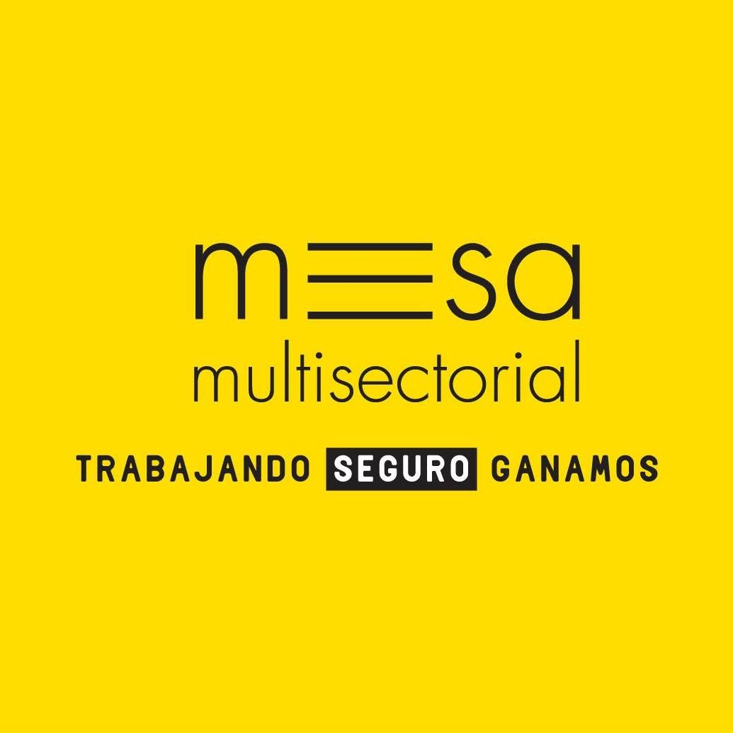 Comunicado 002-2021: Mesa multisectorial se reúne de emergencia y pide esto al gobierno