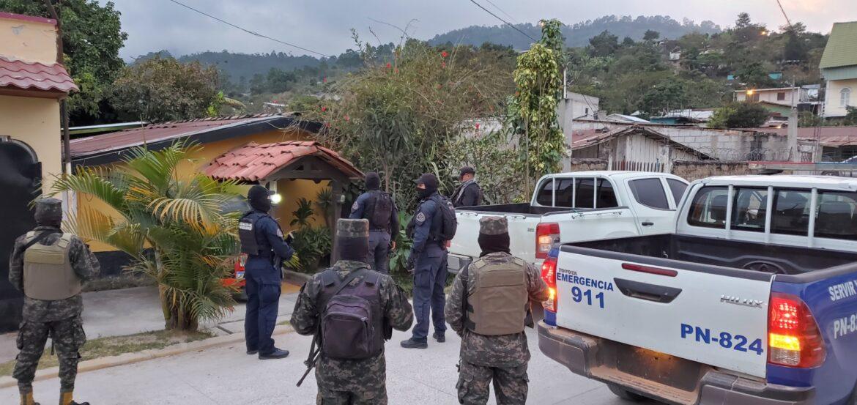 103 detenidos y 21 armas de fuego decomisadas dejó la Operación Omega en la zona central