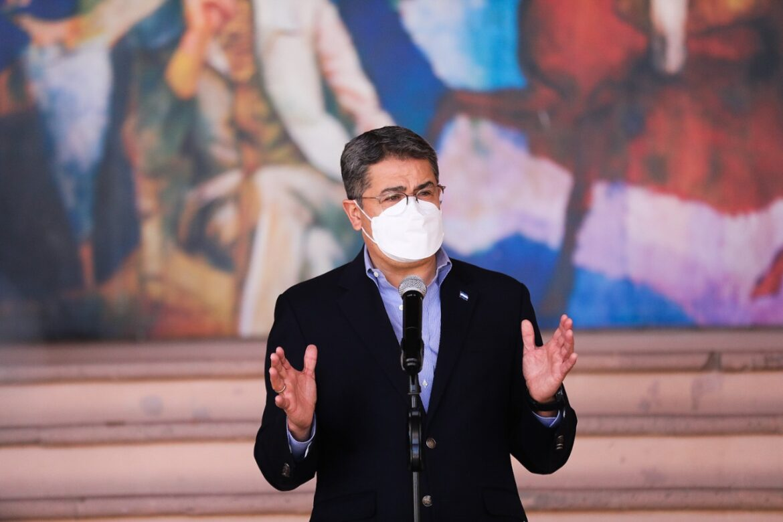 """Presidente Hernández: """"Noticia que se espera de Nueva York será dolorosa"""""""
