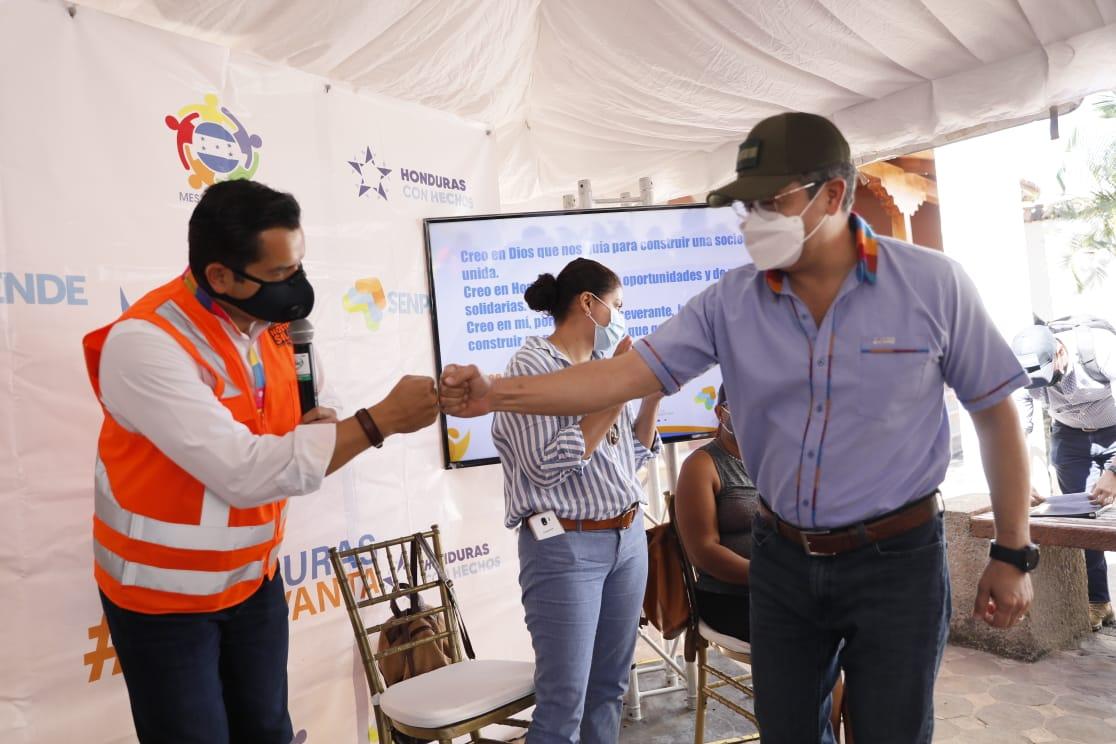 Crédito Solidario entregó financiamientos por más de 4.7 millones de lempiras en cinco municipios de Honduras