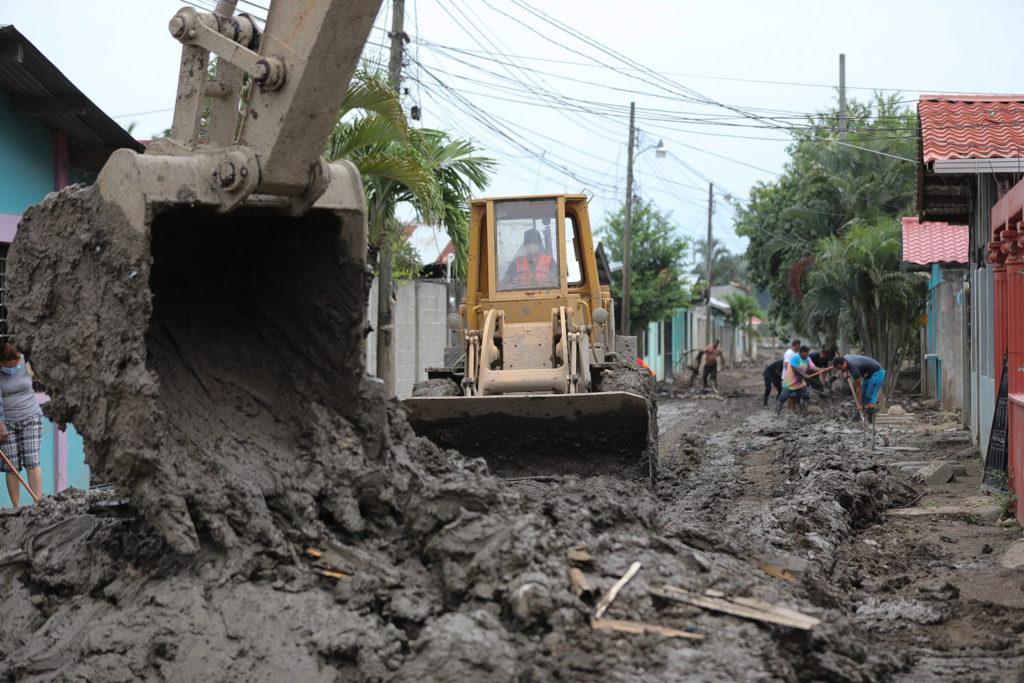 El 93 % de la colonia Céleo Gonzáles de SPS ya está limpio