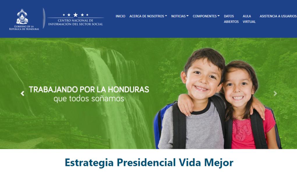 Gobierno lanza sitio web para consultar ejecución de Vida Mejor