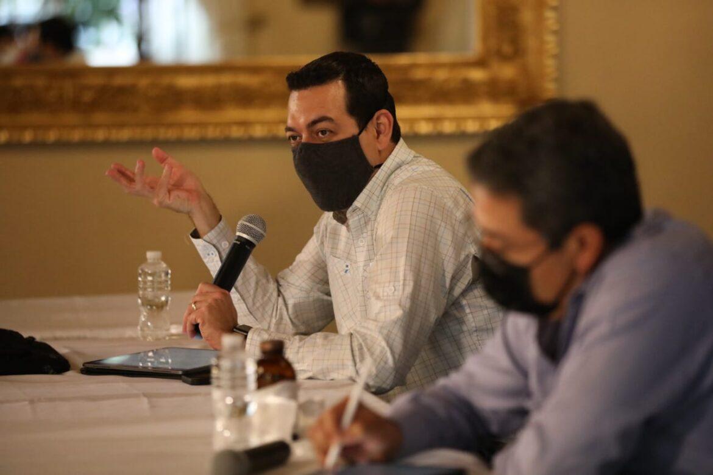 Plan de Reconstrucción Nacional será el resultado del consenso nacional: Madero