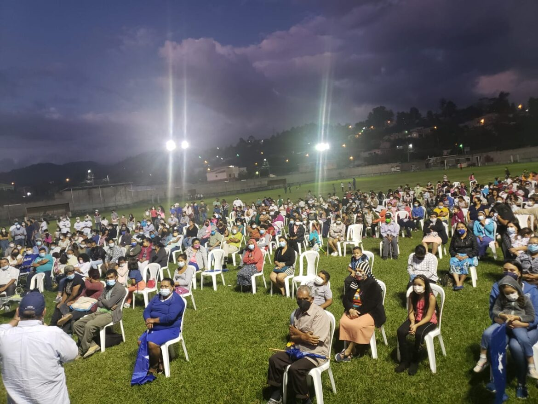 Habitantes del barrio San Antonio ofrecen respaldo total a Juan Carlos Morales