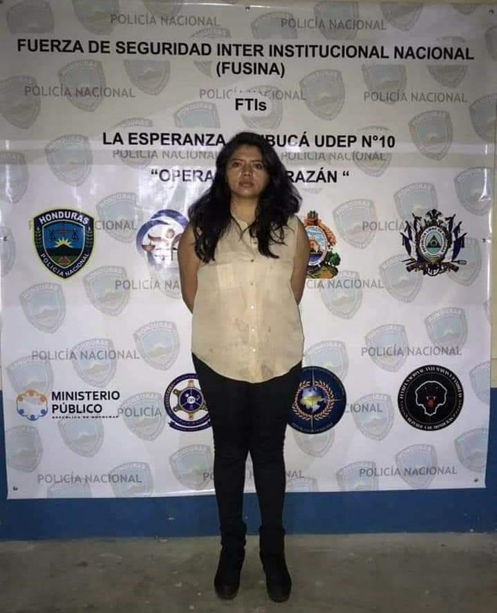Policía Nacional comunicó sobre el fallecimiento de Keila Martínez