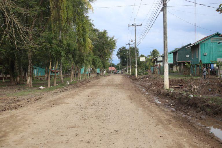 FFAA culminan limpieza de hogares en campos bananeros del sector norte de El Progreso