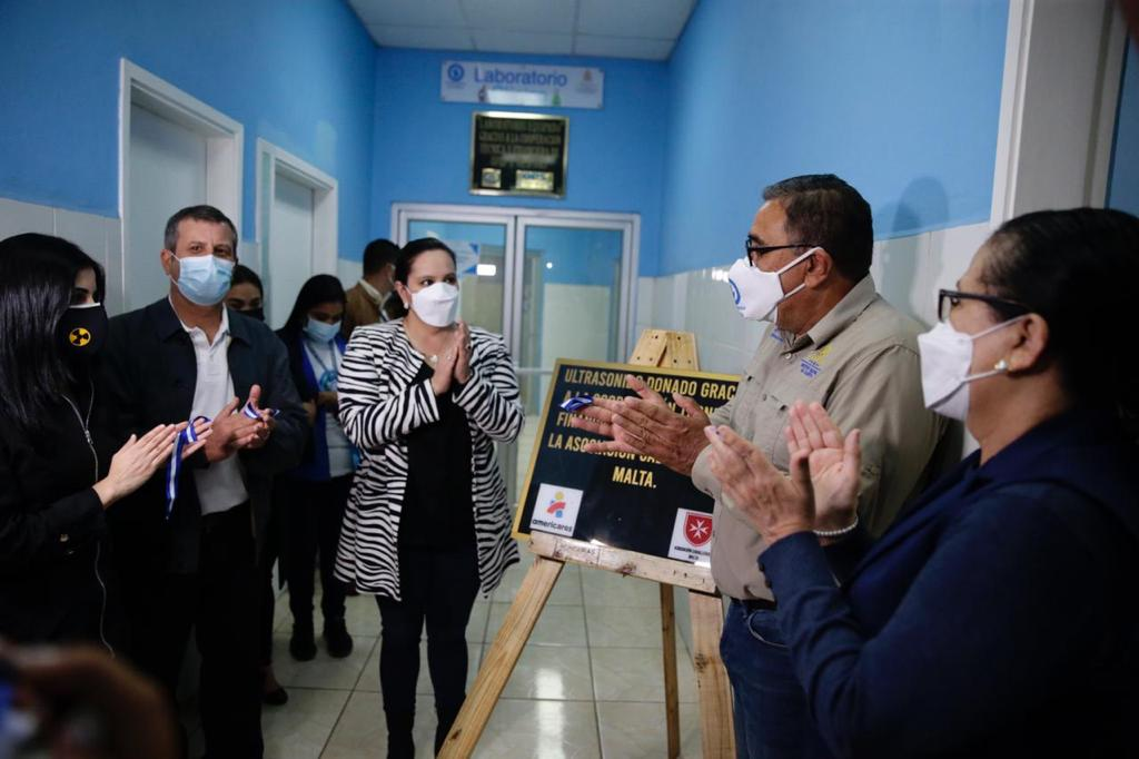 Inauguran área de Radiología e Imagen, equipada con tecnología de punta, en el Instituto Nacional del Diabético