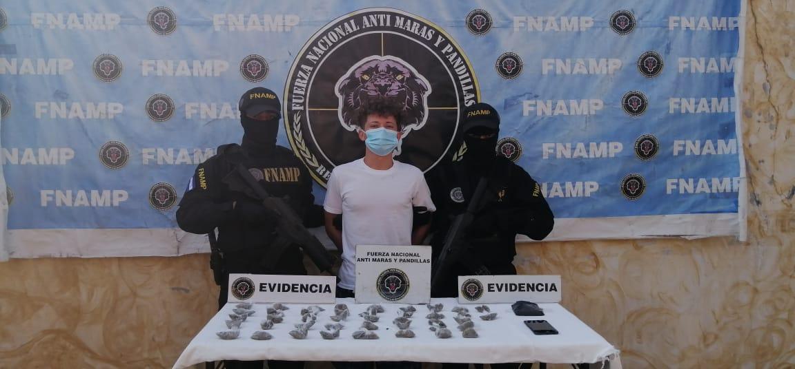 En dos operaciones simultaneas la FNAMP detiene a seis peligrosos miembros de la Organización Criminal Mara Salvatrucha MS-13