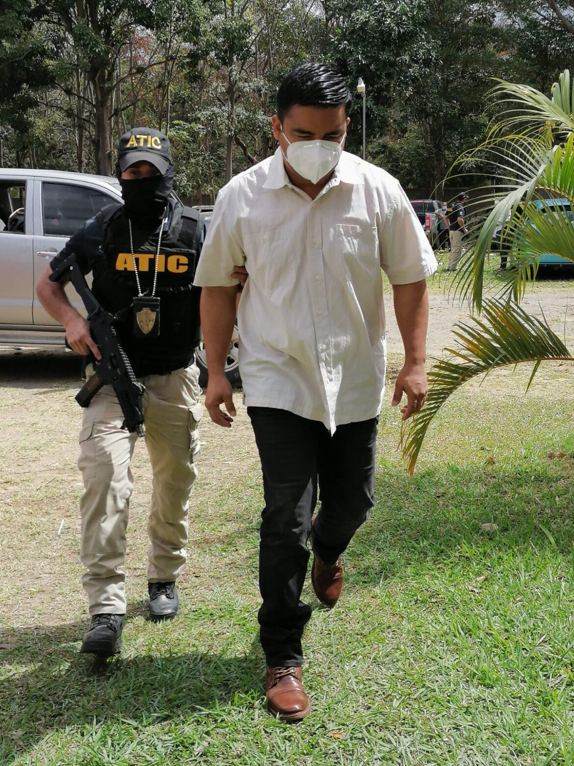 Ministerio Público captura a supuestos defraudadores de Banadesa en Danlí