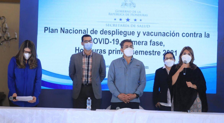 Gobierno garantiza almacenamiento en cadenas de frío para 9,4 millones de dosis de vacunas contra la covid-19