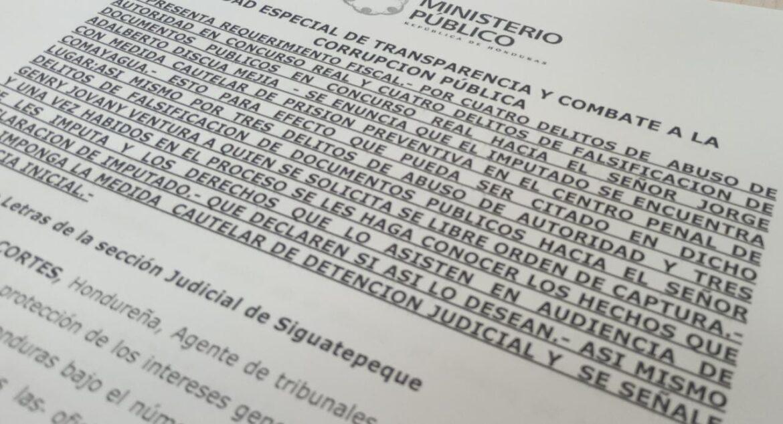 Auto de Formal Procesamiento por emisión irregular de tarjetas de identidad a extranjeros en el RNP