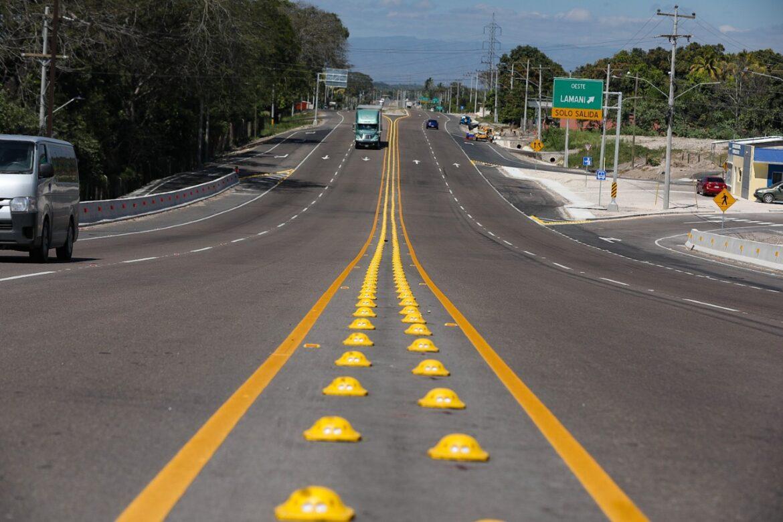 Presidente Hernández inauguro hoy tramo de Las Mercedes-Villa de San Antonio en Comayagua