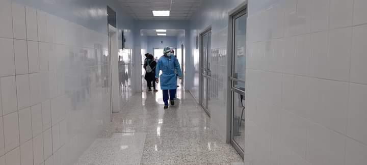 Reporte pacientes hospitalizados en la sala Covid-19 hospital general Santa Teresa, 3 pacientes fallecidos confirmados por virus del COVID-19 dos sexo masculino de 79, 80 años 1 sexo femenino de 60 años