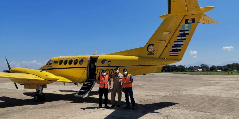 Rehabilitan sistema de navegación aérea del aeropuerto Ramón Villeda Morales