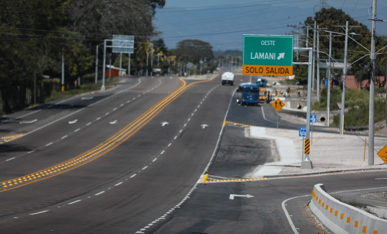 Presidente Hernández inaugura mañana tramo de Las Mercedes-Villa de San Antonio en Comayagua