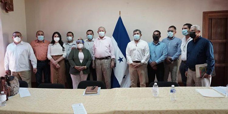 Se integra Comité Local de Comayagua para celebrar los 200 años de independencia patria
