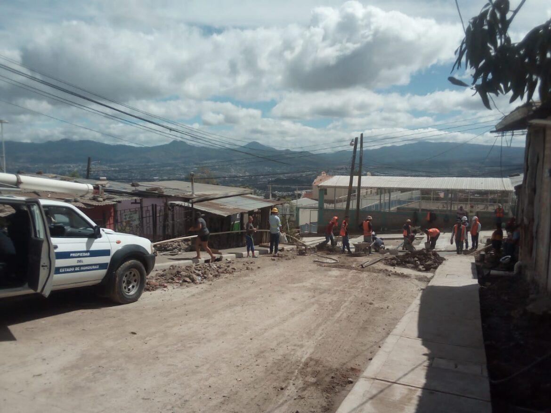 ENEE rehabilita alumbrado público en los municipios de San Lorenzo, Catacamas, Siguatepeque y Distrito Central