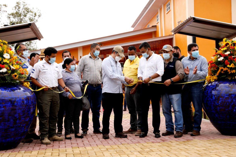 En Siguatepeque: Nueva Plaza Turística promoverá emprendimientos y generación de ingresos en aldea El Porvenir